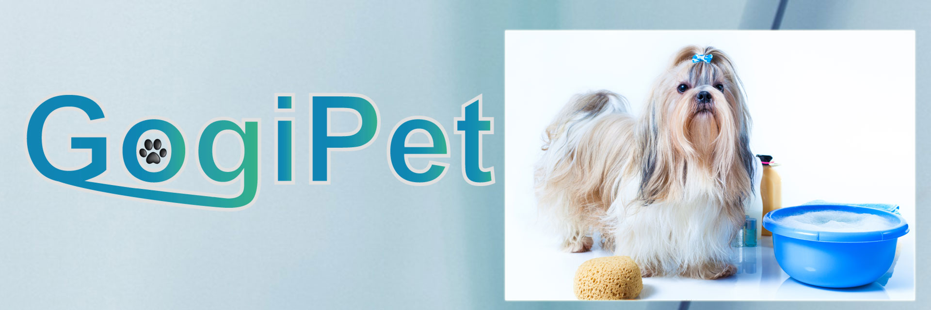 GogiPet care products for dogs and cats